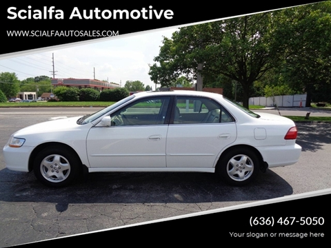 1998 Honda Accord for sale in Imperial, MO