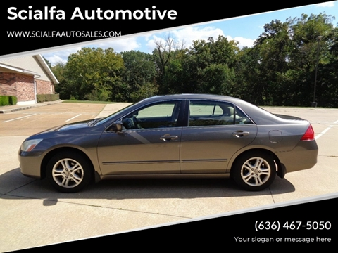 2007 Honda Accord for sale in Imperial, MO