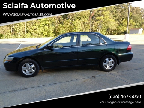2000 Honda Accord for sale in Imperial, MO