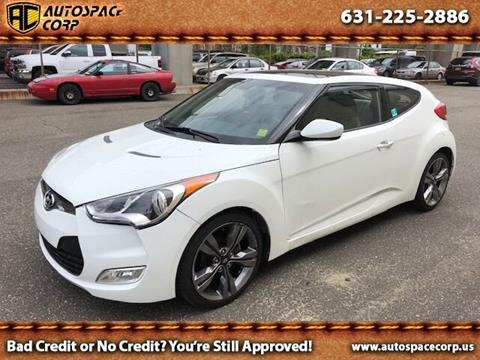 2012 Hyundai Veloster for sale in Copiague, NY