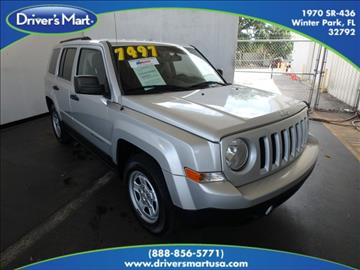 2011 Jeep Patriot for sale in Winter Park, FL