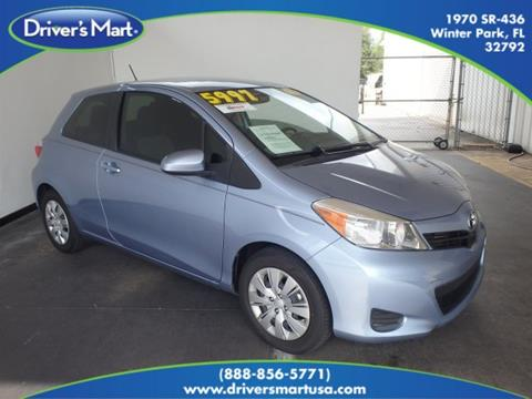 2013 Toyota Yaris for sale in Winter Park, FL