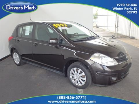 2011 Nissan Versa for sale in Winter Park, FL