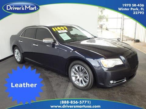 2012 Chrysler 300 for sale in Winter Park, FL