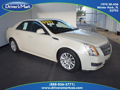 2011 Cadillac CTS for sale in Winter Park, FL