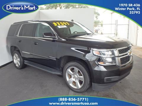 2015 Chevrolet Tahoe for sale in Winter Park, FL