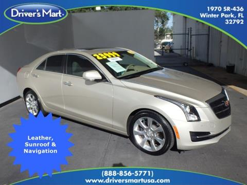 2016 Cadillac ATS for sale in Winter Park, FL
