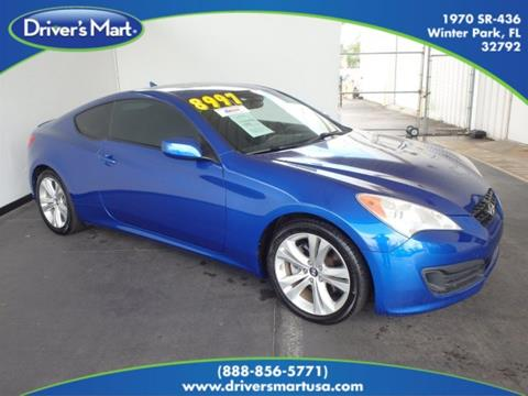 2011 Hyundai Genesis Coupe for sale in Winter Park, FL