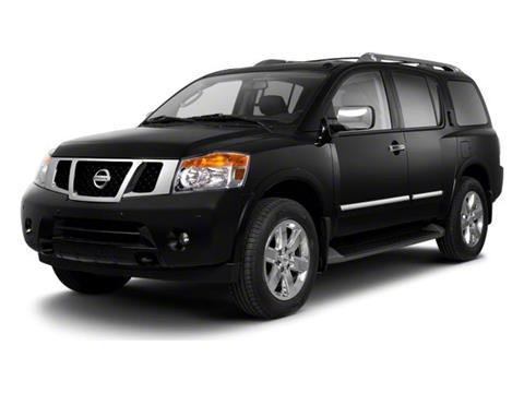 2010 Nissan Armada for sale in Winter Park, FL