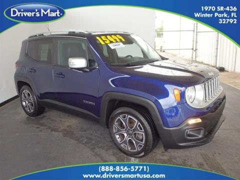 2016 Jeep Renegade for sale in Winter Park, FL