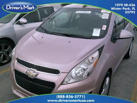 2013 Chevrolet Spark for sale in Winter Park, FL