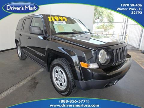 2017 Jeep Patriot for sale in Winter Park, FL