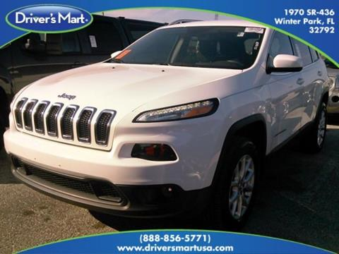2016 Jeep Cherokee for sale in Winter Park, FL