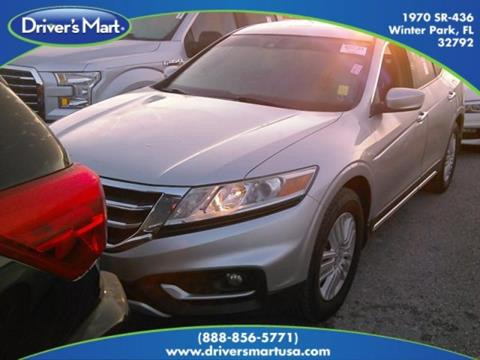 2014 Honda Crosstour for sale in Winter Park, FL