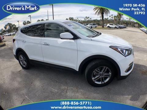 2018 Hyundai Santa Fe Sport for sale in Winter Park, FL