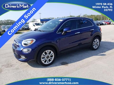 2016 FIAT 500X for sale in Winter Park, FL