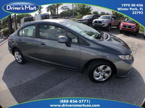 2013 Honda Civic for sale in Winter Park, FL