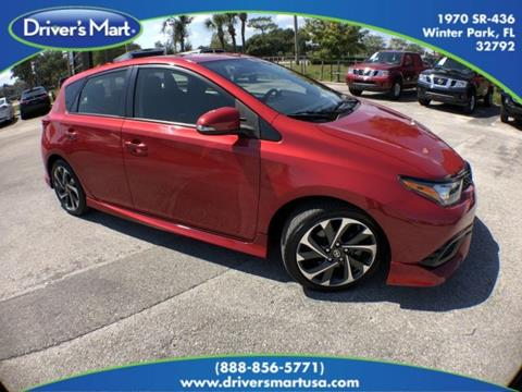 2016 Scion iM for sale in Winter Park, FL
