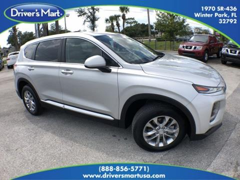 2019 Hyundai Santa Fe for sale in Winter Park, FL