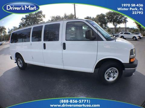 2017 Chevrolet Express Passenger for sale in Winter Park, FL