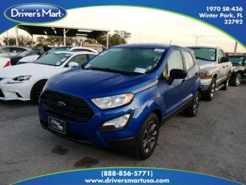 2018 Ford EcoSport for sale in Winter Park, FL