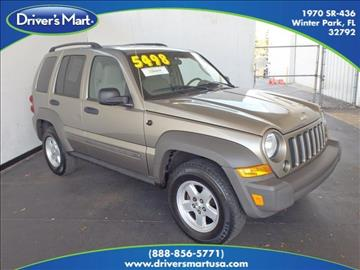 2006 Jeep Liberty for sale in Winter Park, FL