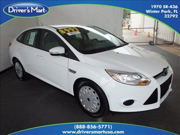 2013 Ford Focus for sale in Winter Park, FL