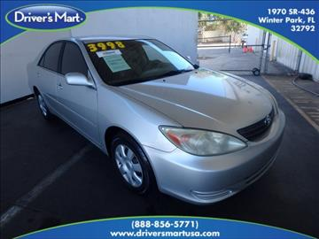2003 Toyota Camry for sale in Winter Park, FL