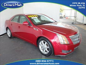 2009 Cadillac CTS for sale in Winter Park, FL
