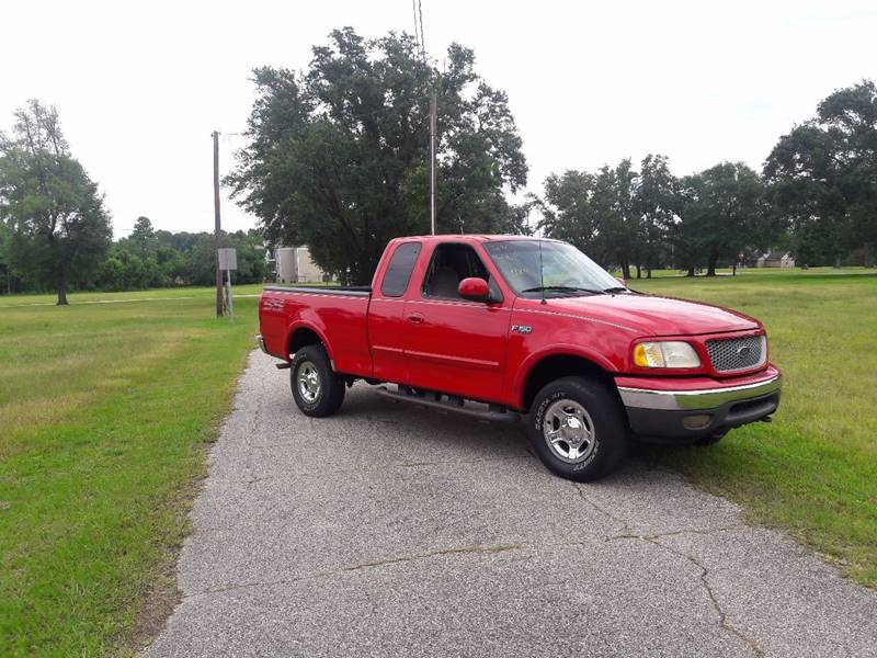 1999 Ford F-150 4dr XLT 4WD Extended Cab SB - Diberville MS
