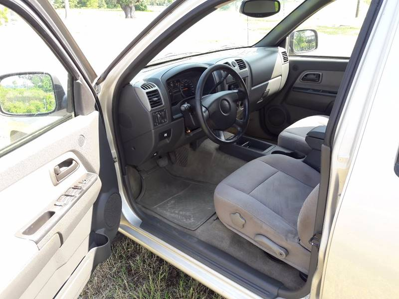 2005 Chevrolet Colorado 4dr Crew Cab Z71 LS Rwd SB - Diberville MS