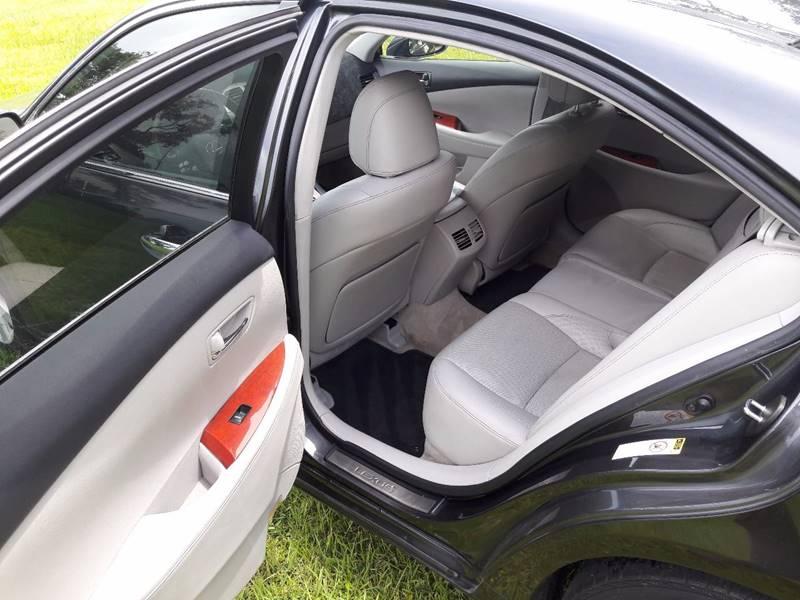 2008 Lexus ES 350 4dr Sedan - Diberville MS