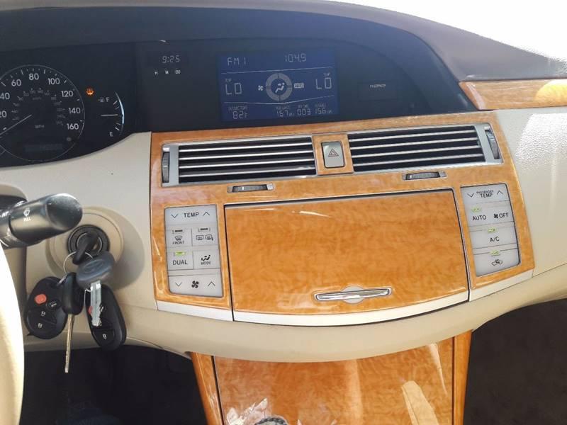 2007 Toyota Avalon XLS 4dr Sedan - Diberville MS