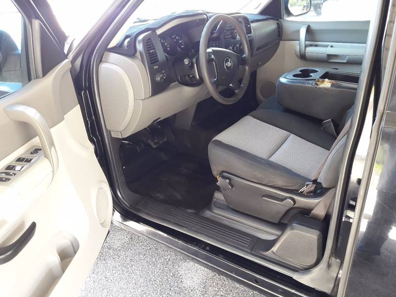 2008 Chevrolet Silverado 1500 2WD Work Truck 4dr Extended Cab 5.8 ft. SB - Diberville MS
