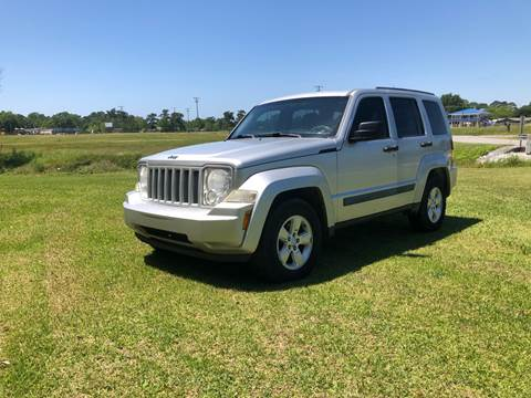 2010 Jeep Liberty for sale in Biloxi, MS