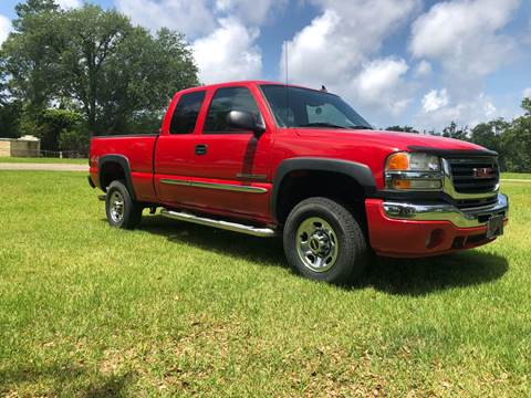2006 GMC Sierra 2500HD for sale in Biloxi, MS
