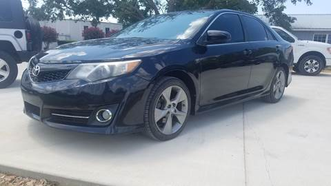 2012 Toyota Camry for sale in Biloxi, MS