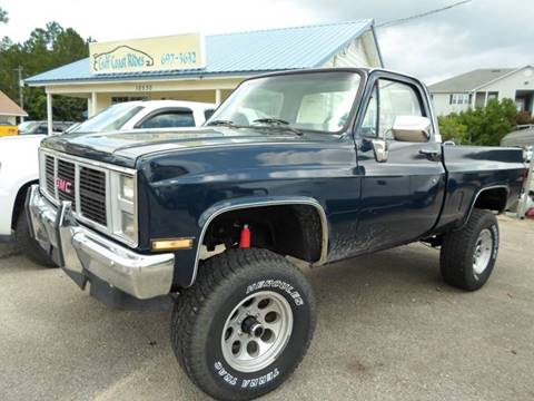 1987 GMC R/V 1500 Series for sale in Diberville, MS
