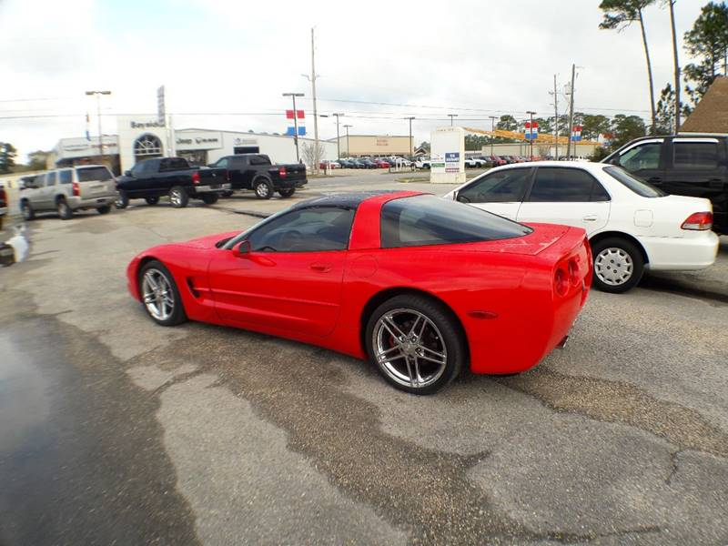 1997 Chevrolet Corvette 2dr Hatchback - Diberville MS