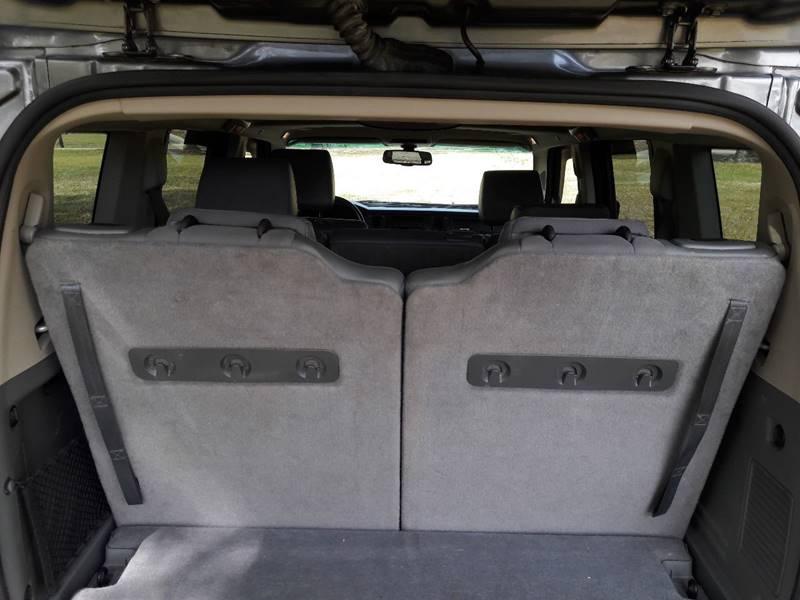2007 Jeep Commander Sport 4dr SUV - Diberville MS