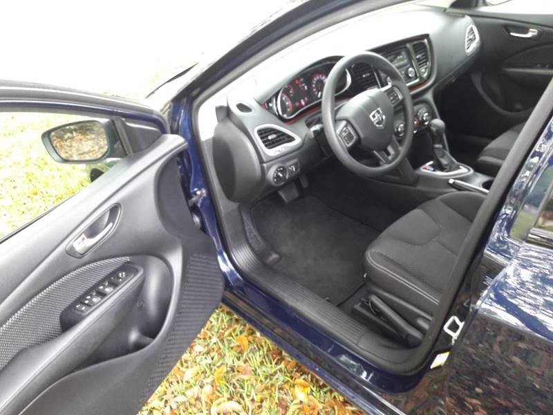 2015 Dodge Dart SXT 4dr Sedan - Diberville MS