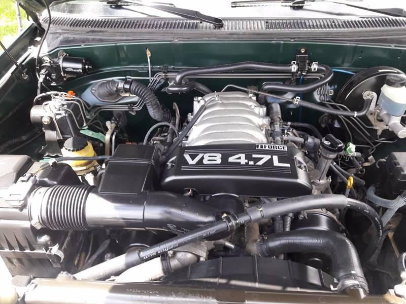 2003 Toyota Tundra ACCESS CAB SR5 - Diberville MS