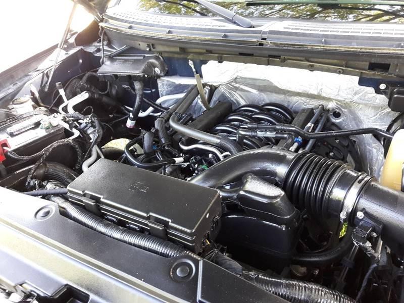 2012 Ford F-150 4x4 XLT 4dr SuperCrew Styleside 5.5 ft. SB - Diberville MS
