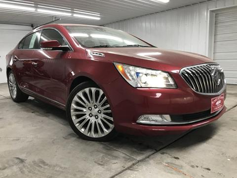 2014 Buick LaCrosse for sale at Hi-Way Auto Sales in Pease MN
