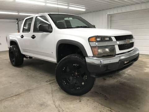 2006 Chevrolet Colorado for sale at Hi-Way Auto Sales in Pease MN