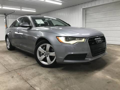 2012 Audi A6 for sale at Hi-Way Auto Sales in Pease MN