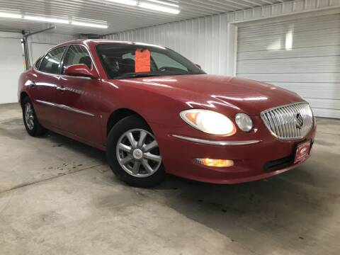 2008 Buick LaCrosse for sale at Hi-Way Auto Sales in Pease MN