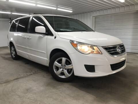2011 Volkswagen Routan for sale at Hi-Way Auto Sales in Pease MN