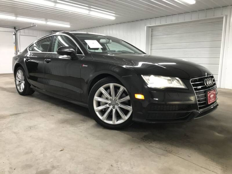 2013 Audi A7 for sale at Hi-Way Auto Sales in Pease MN