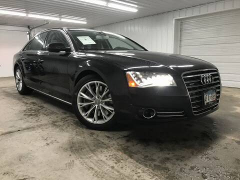 2011 Audi A8 L for sale at Hi-Way Auto Sales in Pease MN